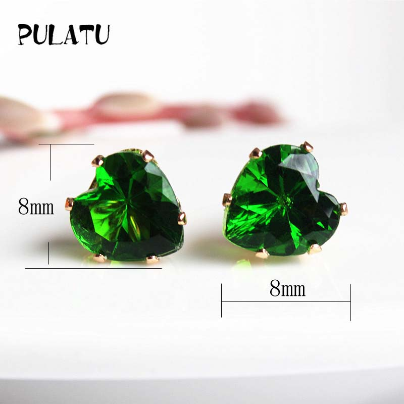 post price crown at fashion silver small zirconia earring stud cheap quality dhgate solitaire earrings best cubic color product jewelry